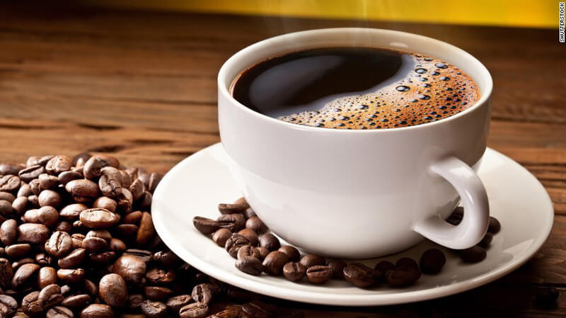 cà phê đen nguyên chất