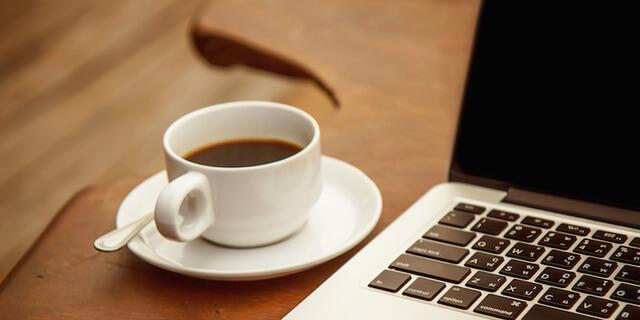 ly cà phê đen