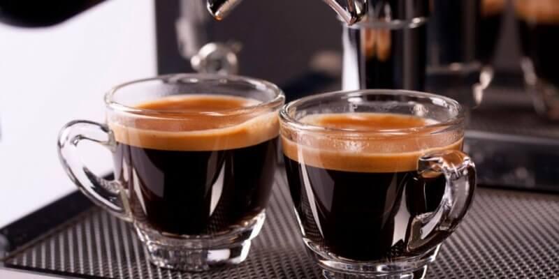 pha cà phê Espresso