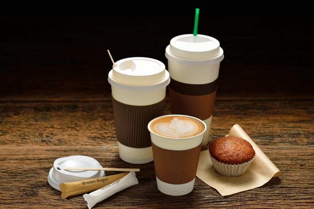 ly cà phê mang đi