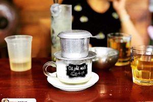 cà phê muối Huế