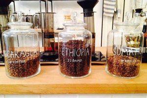 bảo quản cà phê nguyên chất