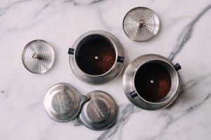pha cà phê chuẩn
