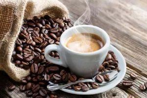 Vị cà phê nguyên chất